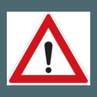 značky výstražné LETSDZ