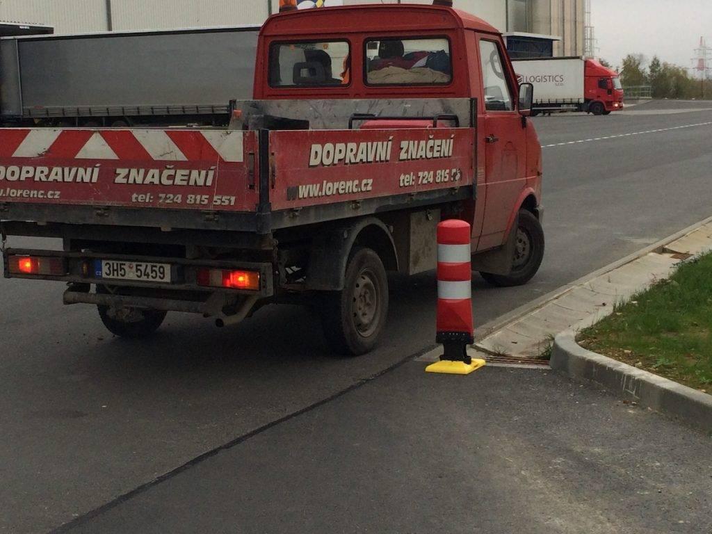 dopravní značení LETSDZ